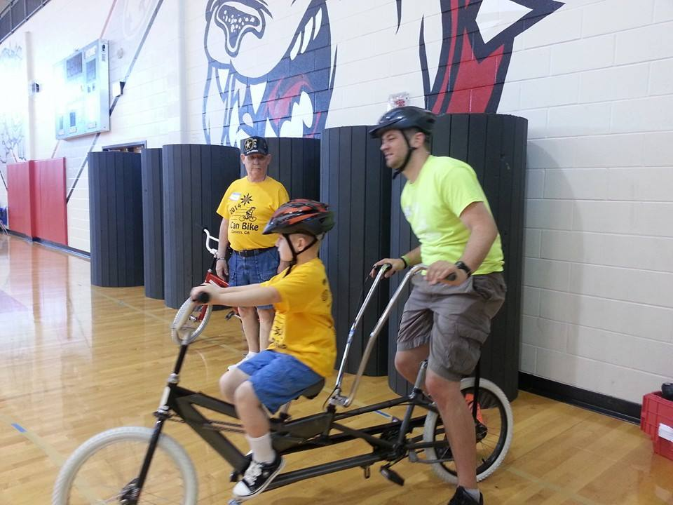 Bike Camp 1