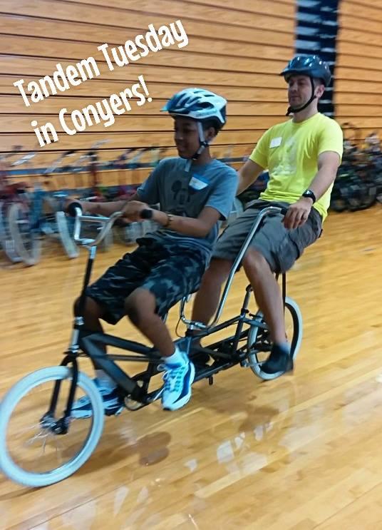 Bike Camp 2