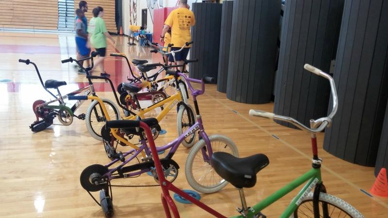 Bike Camp 8